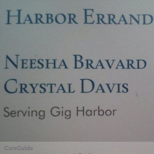 Housekeeper Provider Crystal Davis's Profile Picture