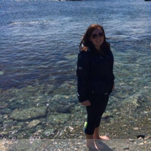 Canadian Nanny Provider Amelia's Profile Picture
