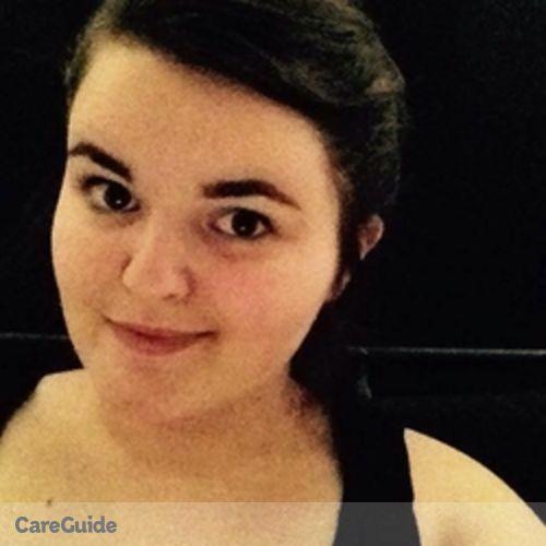 Canadian Nanny Provider Tessa D's Profile Picture