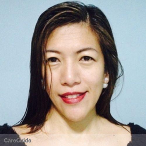 Canadian Nanny Provider Benilda Naranja's Profile Picture
