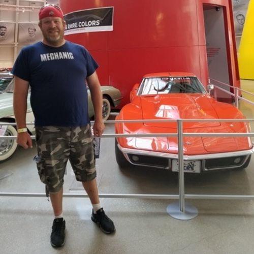 Mechanic Provider Glenn W's Profile Picture