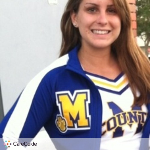 Child Care Provider Samantha Degen's Profile Picture
