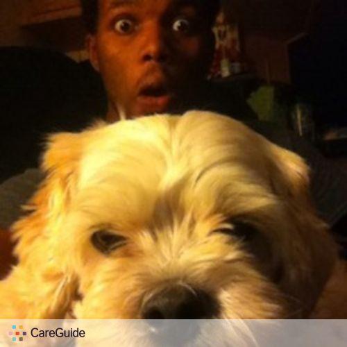 Pet Care Provider Jerran Chambers's Profile Picture