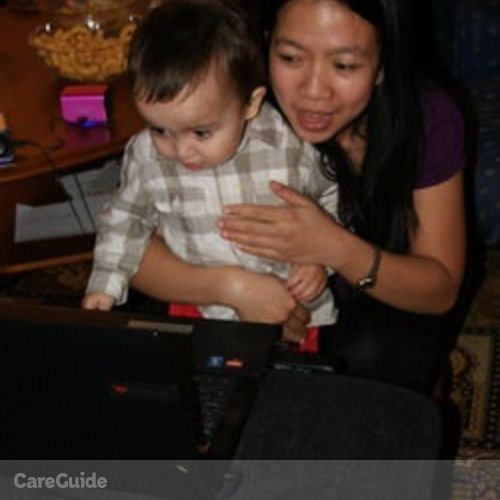 Canadian Nanny Provider Aileen L's Profile Picture