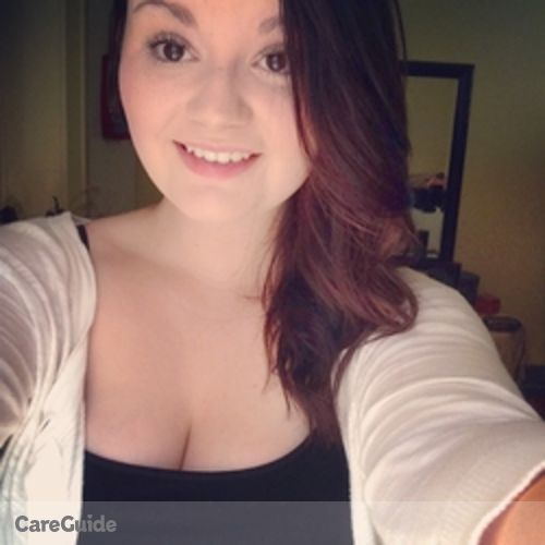 Canadian Nanny Provider Michaela Jewers's Profile Picture