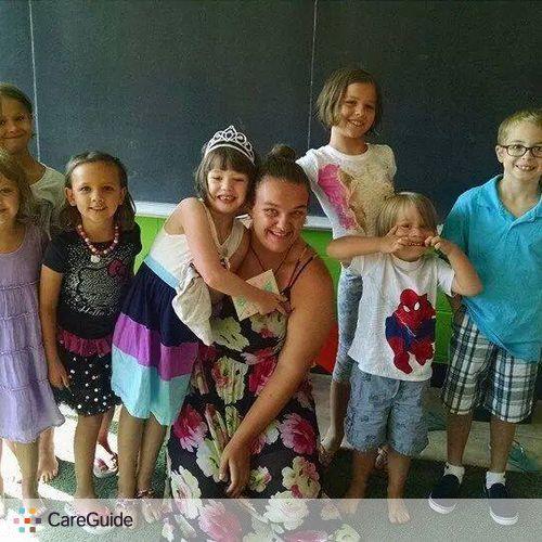 Child Care Provider Alyssa Jacobsen's Profile Picture