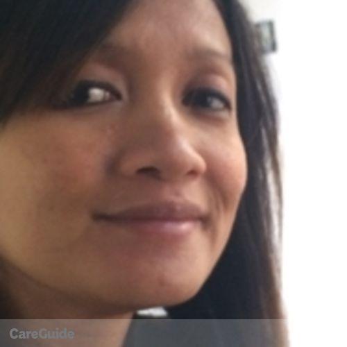 Canadian Nanny Provider Reggie De Guzman's Profile Picture