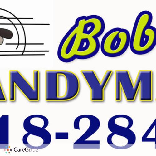 Handyman Provider Bob Jordan's Profile Picture