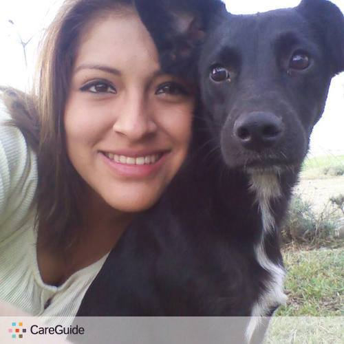 Pet Care Provider Linda Sofiany Borda Berrospi's Profile Picture
