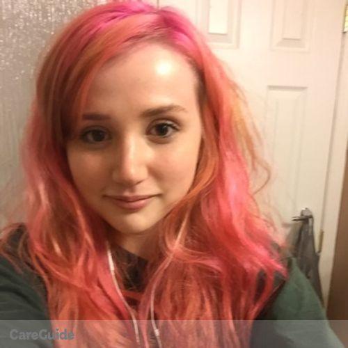 Canadian Nanny Provider Piper Rose MacCormack's Profile Picture