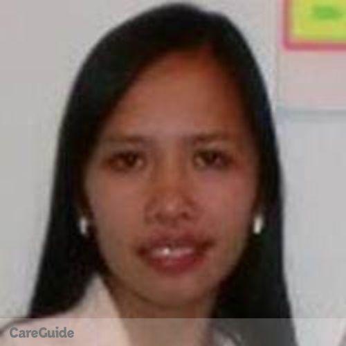 Canadian Nanny Provider Josephine D's Profile Picture