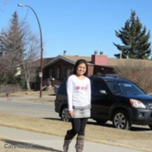 Canadian Nanny Provider Danrive Visitas's Profile Picture