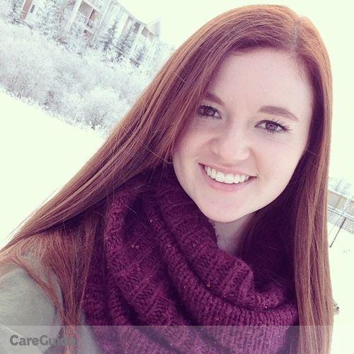 Canadian Nanny Provider Hannah Gramlich's Profile Picture