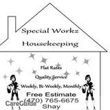 Housekeeper, House Sitter in Lawrenceville