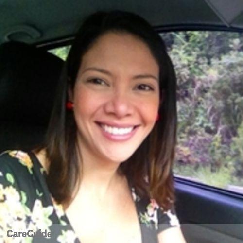 Canadian Nanny Provider Dulce Castillo's Profile Picture