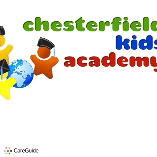 Child Care Provider Chesterfield Kids Academy 's Profile Picture