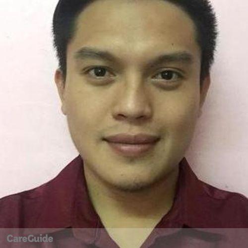 Canadian Nanny Provider Carlo Niño Niel Salutan's Profile Picture