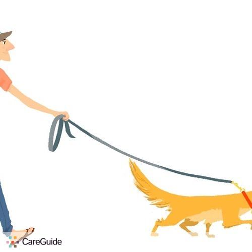 Pet Care Provider Richard Arciniega's Profile Picture