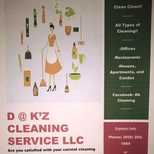 Housekeeper Provider D at Ks Cleaning service LLC Gallery Image 2