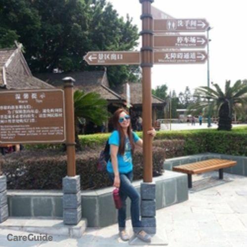 Canadian Nanny Provider Aileene Caluza's Profile Picture