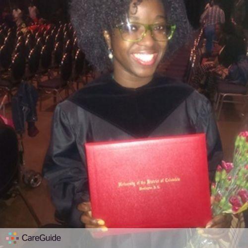 Child Care Provider Marie N'dri's Profile Picture