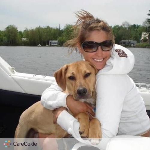 Pet Care Provider Rachel O's Profile Picture