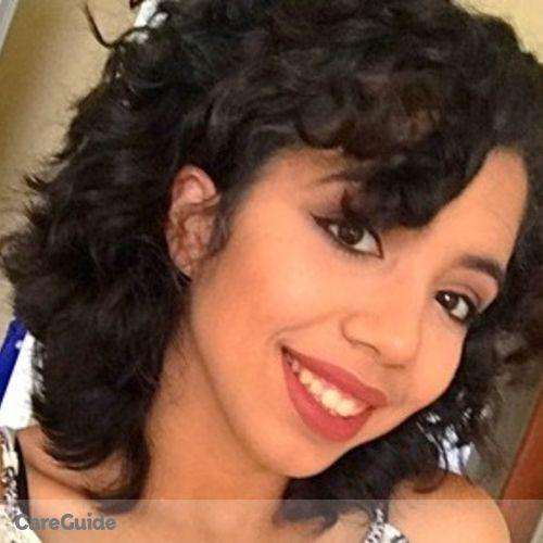 Canadian Nanny Provider Sara da Silva's Profile Picture