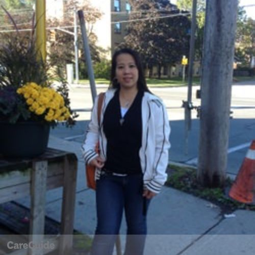 Canadian Nanny Provider Juvy Pardo's Profile Picture