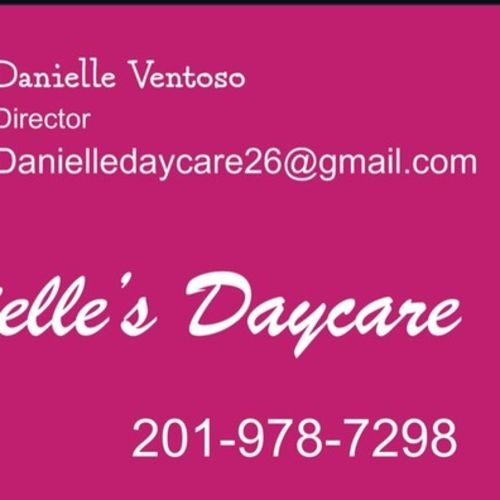 Child Care Provider Danielle M's Profile Picture