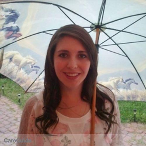 Canadian Nanny Provider Naomi Elliott's Profile Picture