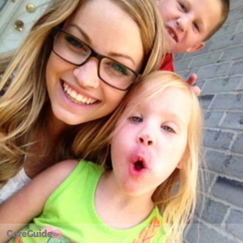 Canadian Nanny Provider Kailey B's Profile Picture