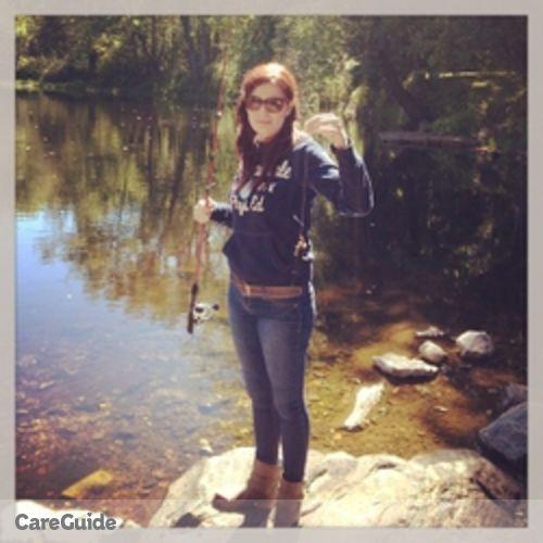 Canadian Nanny Provider Amanda Penley's Profile Picture