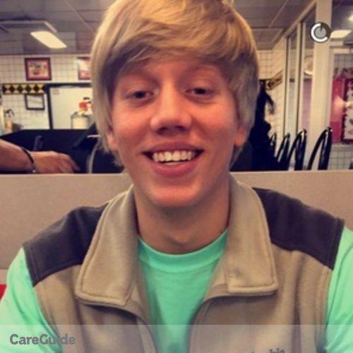 Child Care Provider Tyler Hanks's Profile Picture