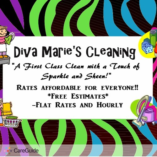 Housekeeper Provider Diva Maries's Profile Picture