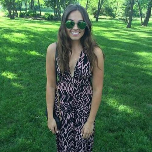 Canadian Nanny Provider Madison S's Profile Picture