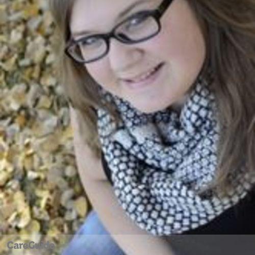 Canadian Nanny Provider Lea Neufeld's Profile Picture