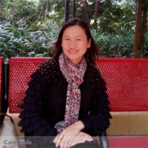 Canadian Nanny Provider Grace Danila's Profile Picture