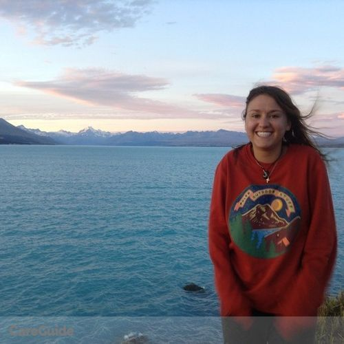 Canadian Nanny Provider Camille Leduc's Profile Picture