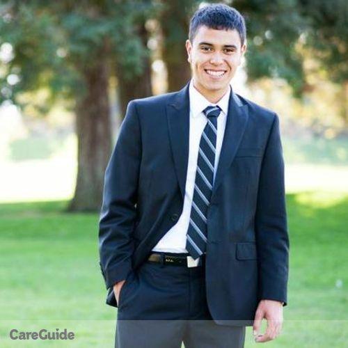 House Sitter Provider Alexander Ascencio's Profile Picture