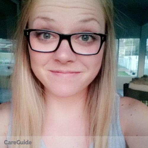 Canadian Nanny Provider Danica D's Profile Picture