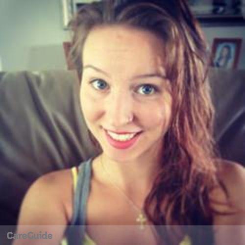 Canadian Nanny Provider Megan O's Profile Picture