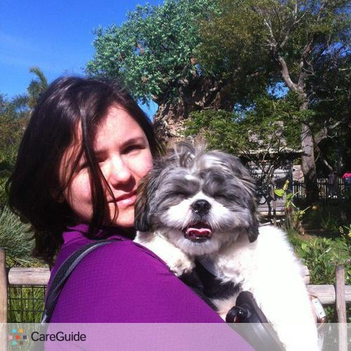 Pet Care Provider Candice Curro's Profile Picture