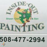 Painter in Sandwich