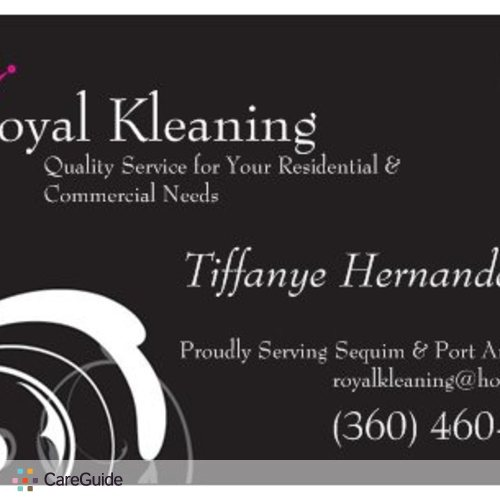 Housekeeper Provider Tiffanye Hernandez's Profile Picture