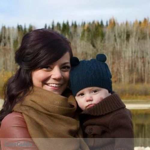 Canadian Nanny Provider Kelsie Jerome's Profile Picture