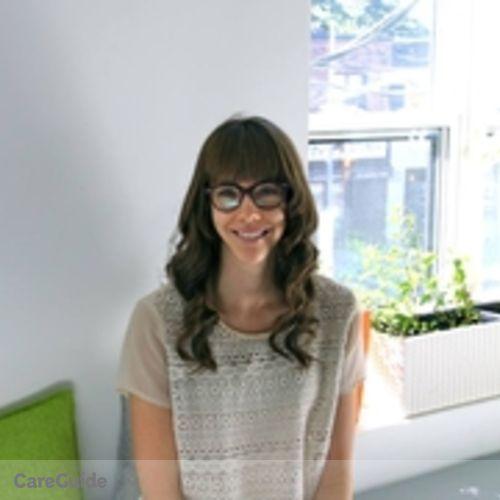 Canadian Nanny Provider Ellen 's Profile Picture