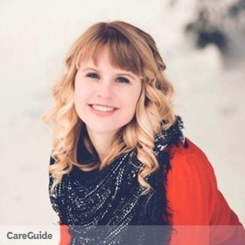 Child Care Provider Aubree D's Profile Picture