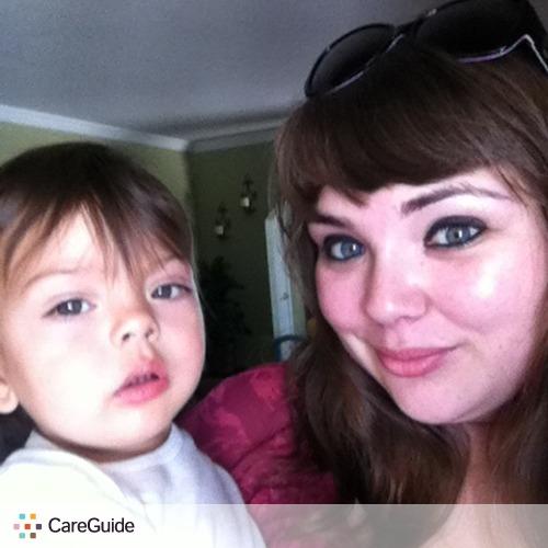 Child Care Provider Brianna Dickerson's Profile Picture