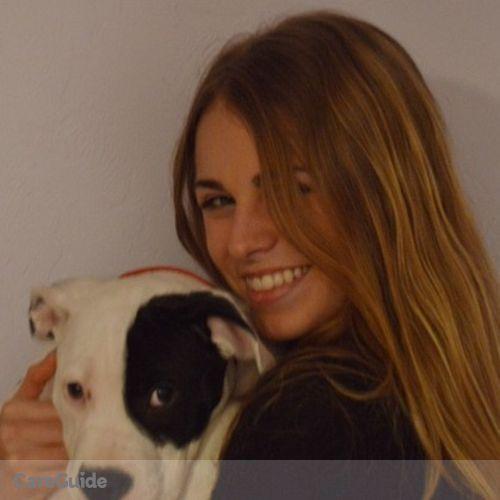 Pet Care Provider Hannah Switzer's Profile Picture
