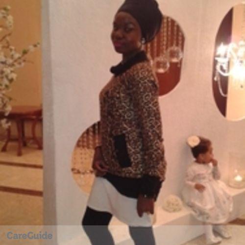 Canadian Nanny Provider Shakirah Nassolo's Profile Picture